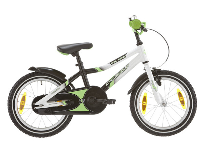 CycleWolf Team Kids KX 160
