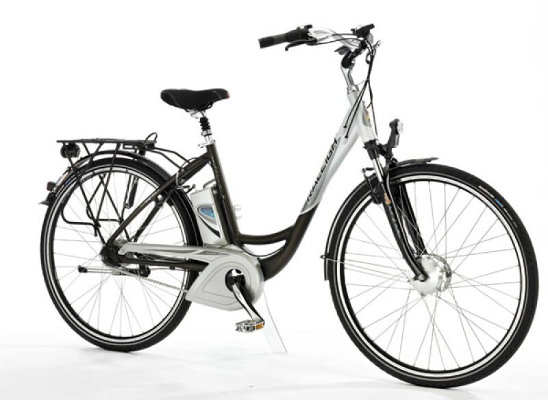 Raleigh Bico Dover de Luxe Front E-Bike