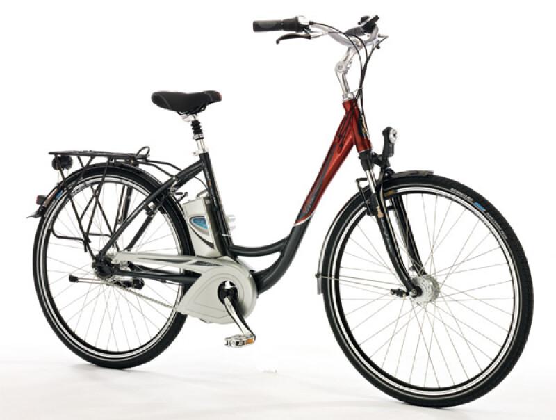 Raleigh Dover de Luxe Premium E-Bike