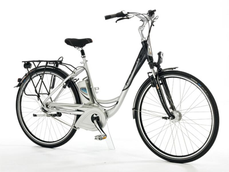 Raleigh Dover de Luxe E-Bike
