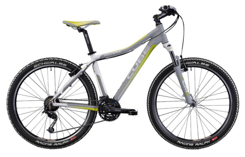 Cube Access WLS Comp Mountainbike