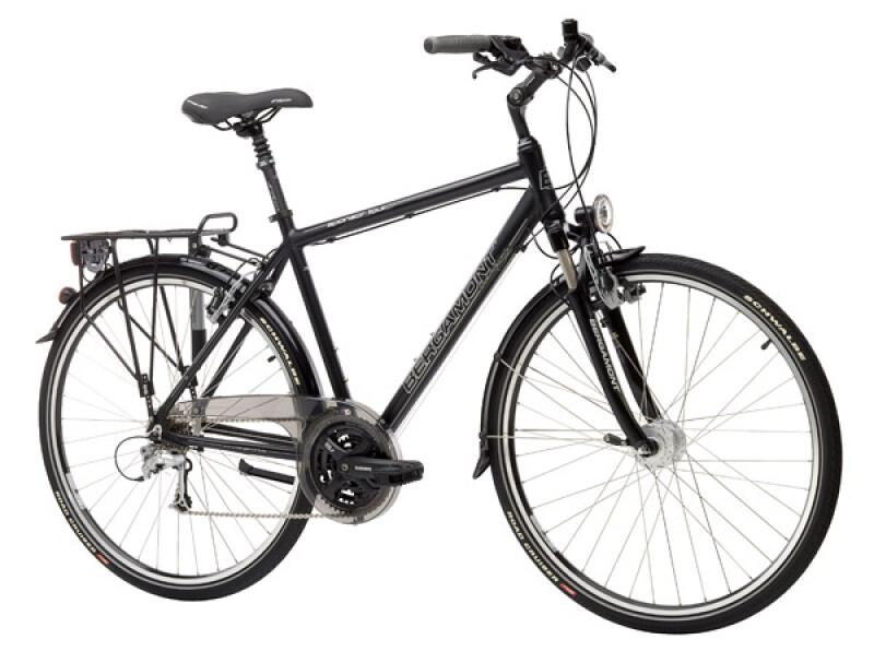 Bergamont Sponsor Tour suspension Gent Trekkingbike