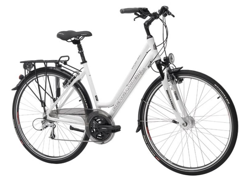 Bergamont Sponsor Tour suspension Amsterdam Trekkingbike