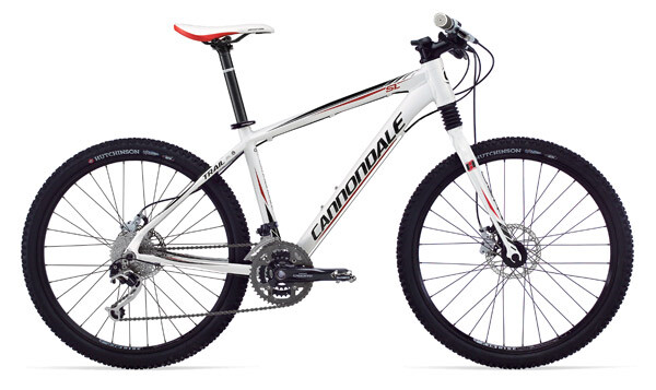 CANNONDALE - Trail SL 1 White