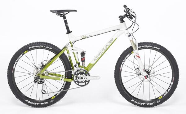 CONWAY - Q-MF 800 grün