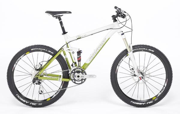 CONWAY - Q-AM 800 grün