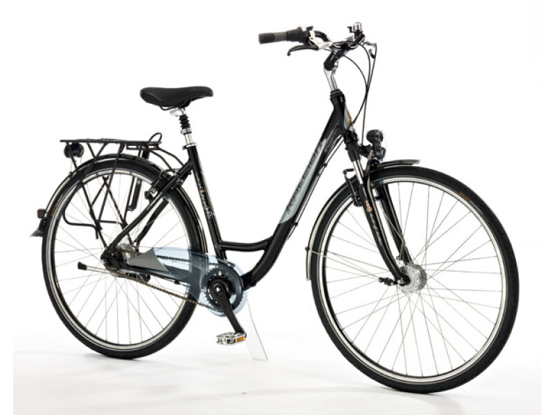 Raleigh Unico De Luxe Premium black