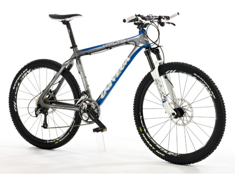 Univega Alpina HT-LTD Disc blue