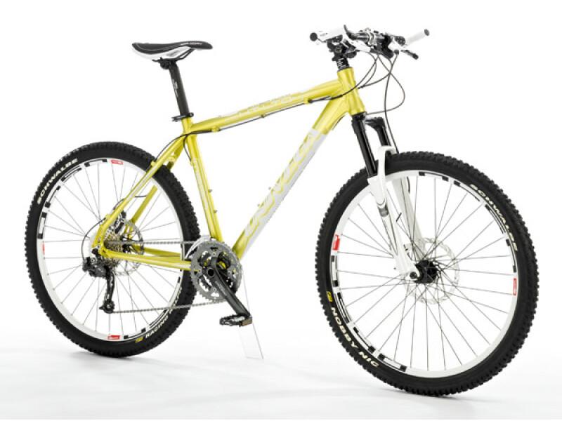 Univega Alpina HT-LTD SLX gelb