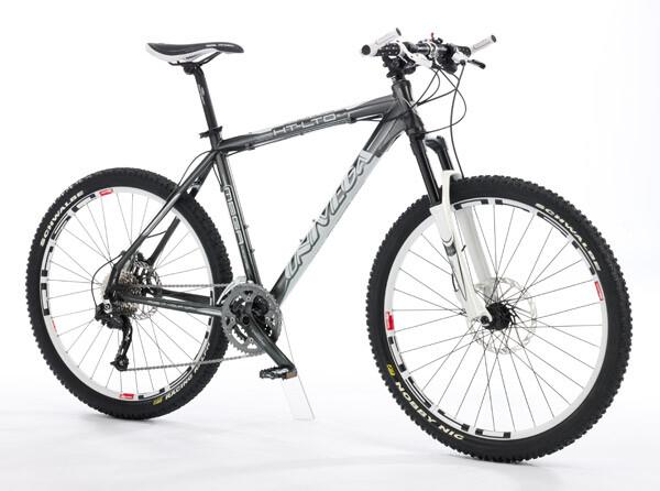 UNIVEGA - Alpina HT-LTD SLX grey