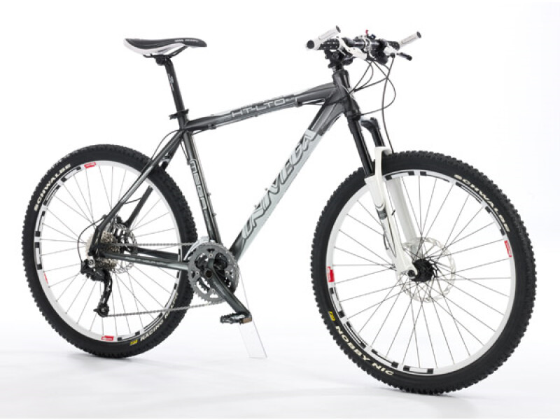 Univega Alpina HT-LTD SLX grey