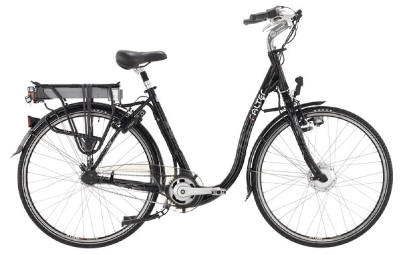 Falter FP-JD07 Tiefeinsteiger schwarz E-Bike