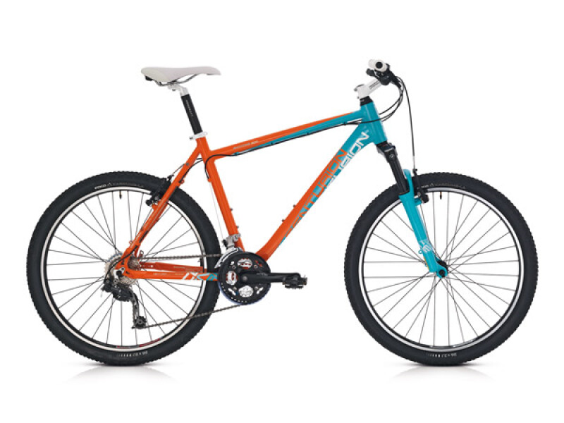 Centurion BACKFIRE 300 hell-blau/orange
