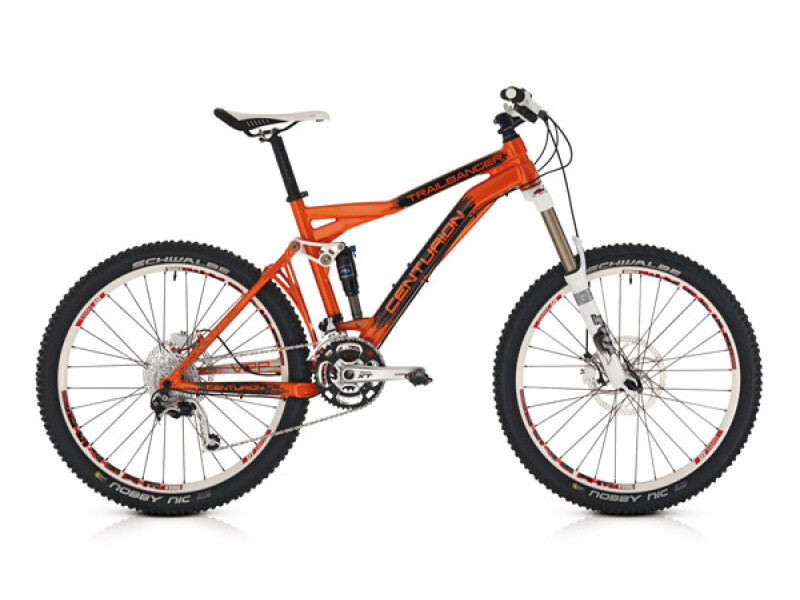 Centurion TRAILBANGER HYDRO XT orange