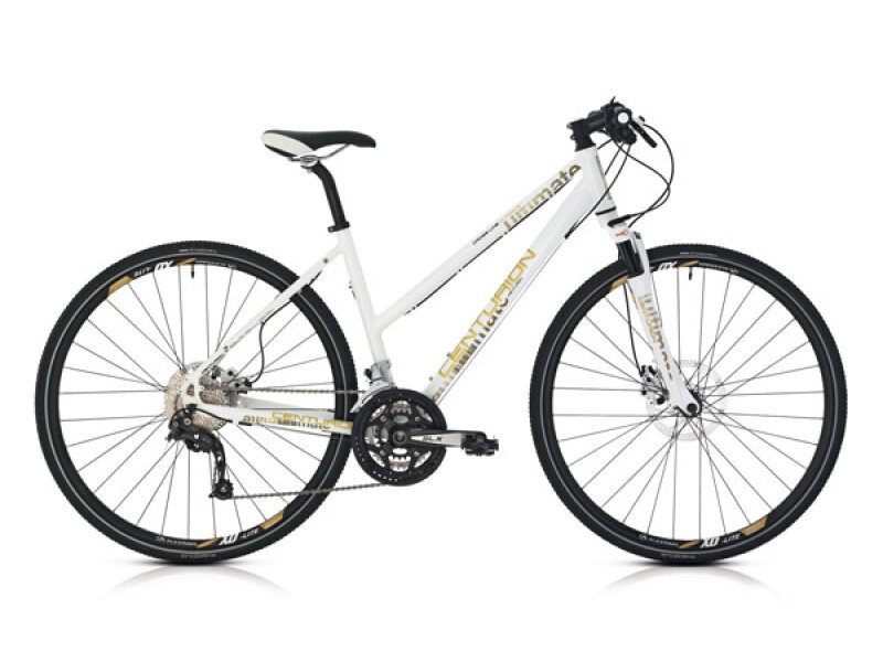 Centurion CROSS-LINE ULTIMATE SLX-D Lady weiß
