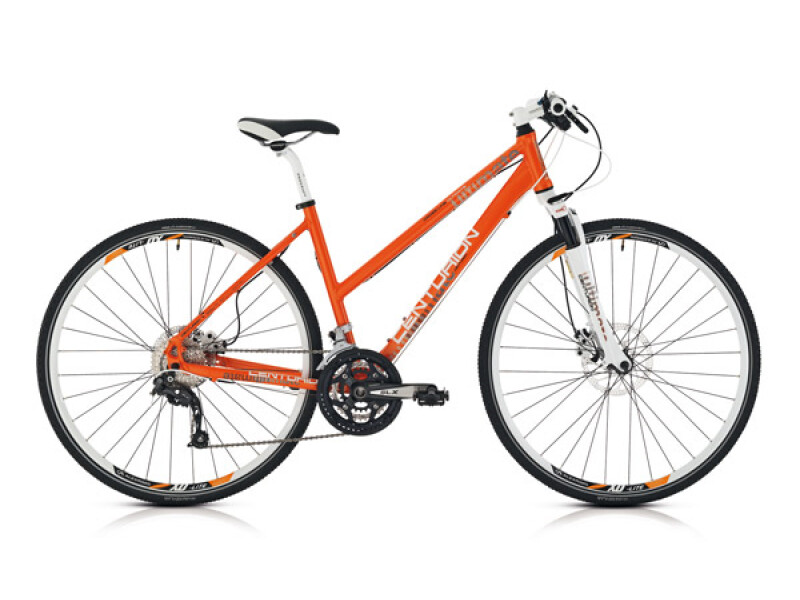 Centurion CROSS-LINE ULTIMATE SLX-D Lady orange