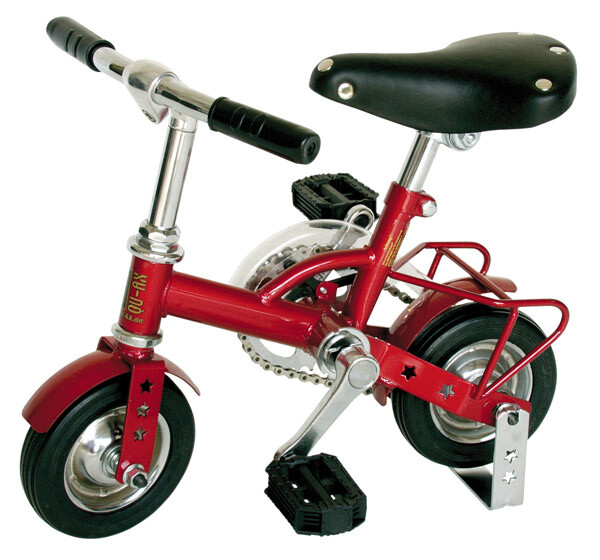QU-AX - Mini-Bike