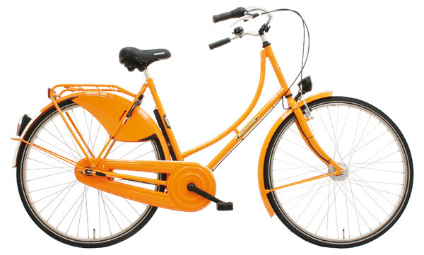 BBF - Amsterdam Damen orange