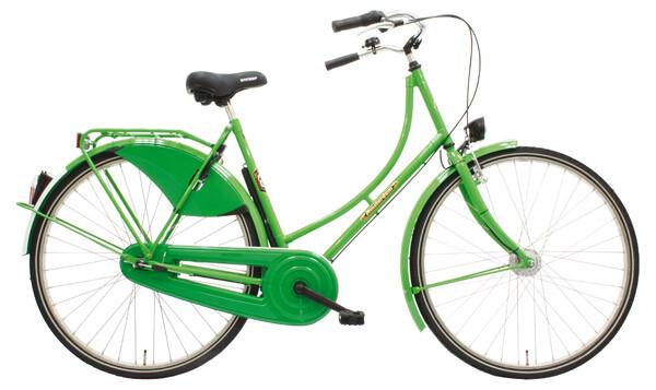 BBF - Amsterdam Damen giftgrün