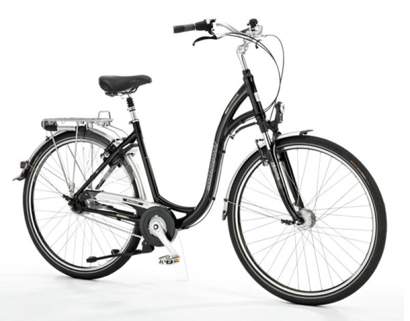 Kalkhoff Agattu Co De Luxe  8-G Nexus Citybike
