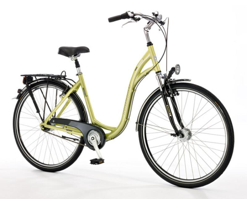 Kalkhoff Jubilee  7-G Nexus Connect schilf Citybike