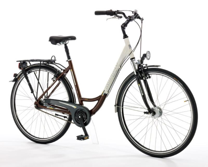 Kalkhoff Jubilee  7-G Nexus Wave nugvan Citybike