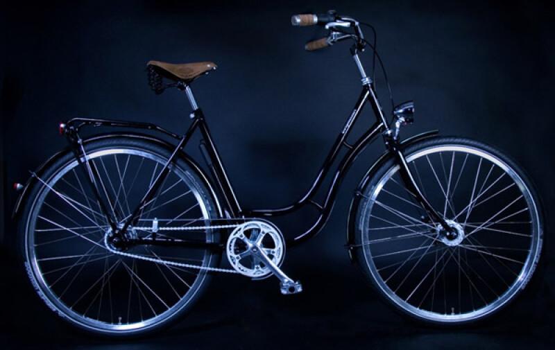 Bergmeister T 8 Citybike