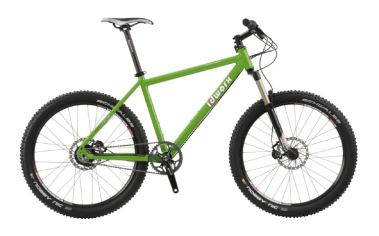 IDWORX Alpine Rohler mean green