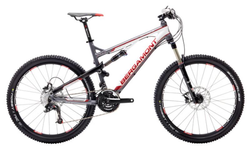 Bergamont Contrail 9.1 Mountainbike