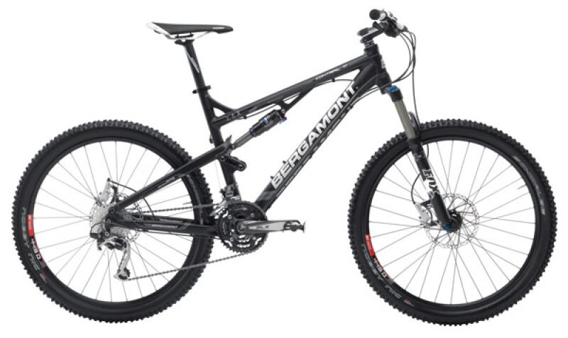 Bergamont Contrail 7.1 Mountainbike