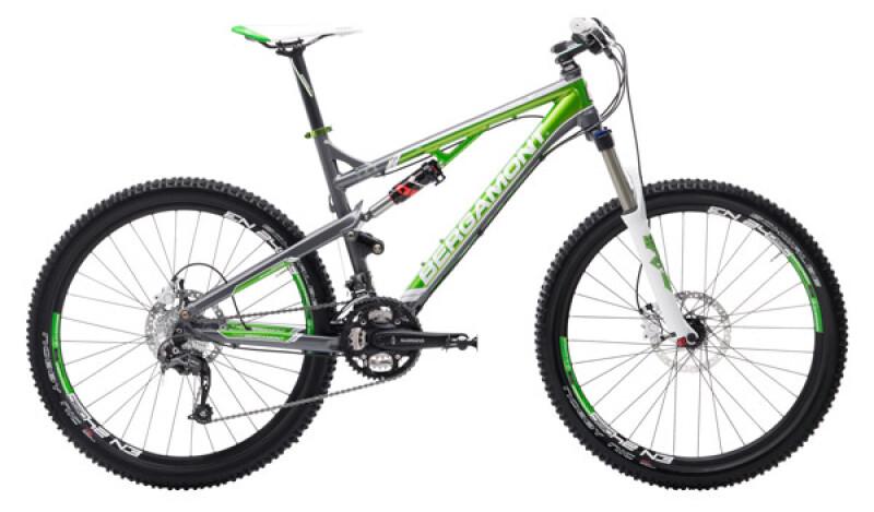 Bergamont Contrail 6.1 Mountainbike