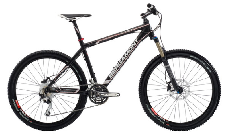 Bergamont Platoon 8.1 Mountainbike
