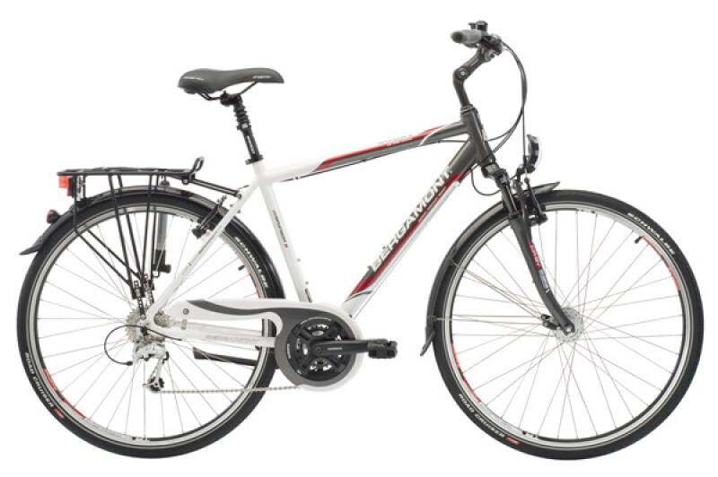 Bergamont Sponsor susp. Trekkingbike
