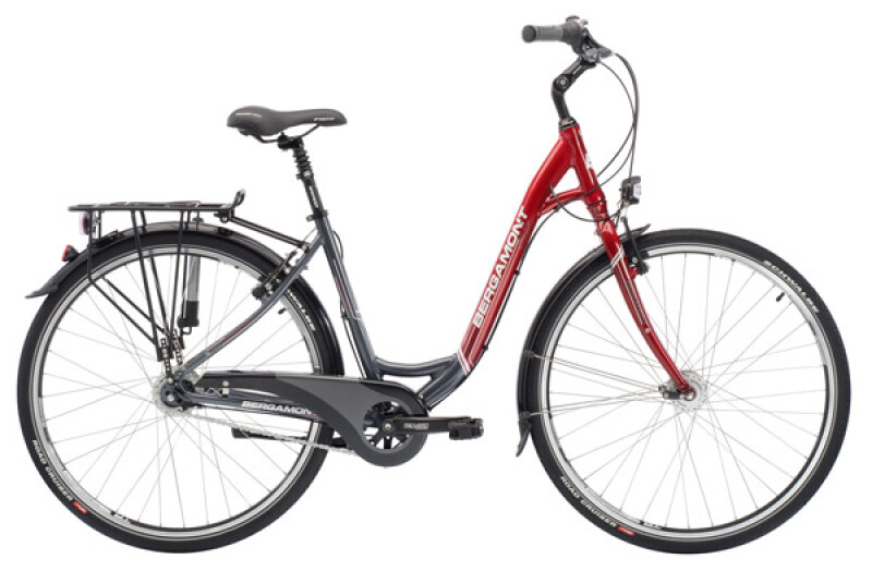 Bergamont Belami Lite N8 rigid Citybike