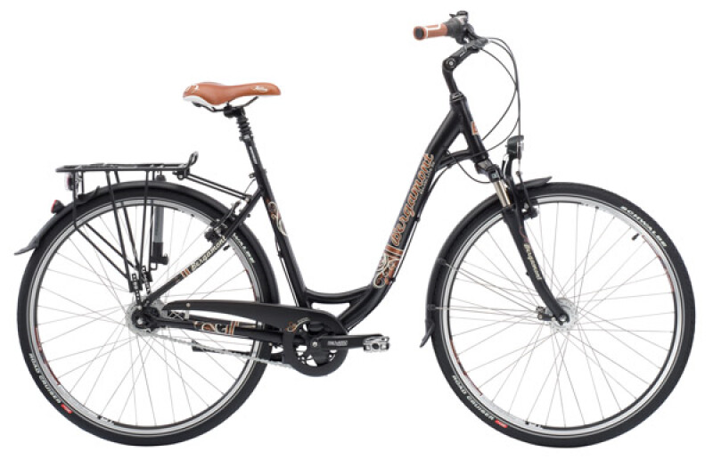 Bergamont Belami Lite N8 susp. Citybike