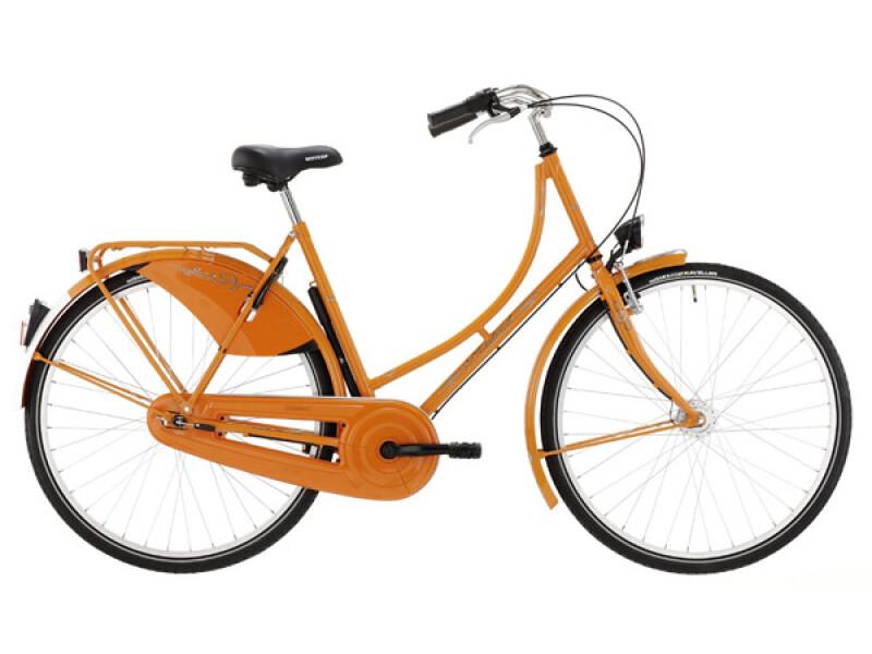 Nordrad Nostalgie EINFACH 3-gang SRAM orange