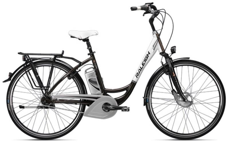 Raleigh Dover de Luxe Front E-Bike
