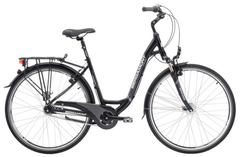 Bergamont Belami Lite N7 black Citybike