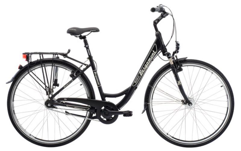 Bergamont Belami N7 black Citybike