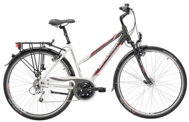 Bergamont Sponsor Tour susp. Lady Trekkingbike