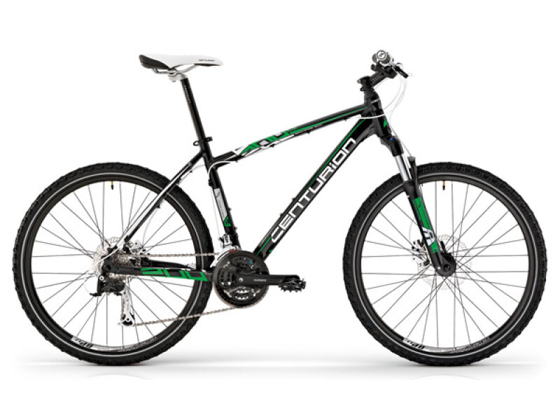 Centurion Backfire 200 black