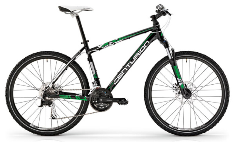 Centurion Backfire 200 black Mountainbike