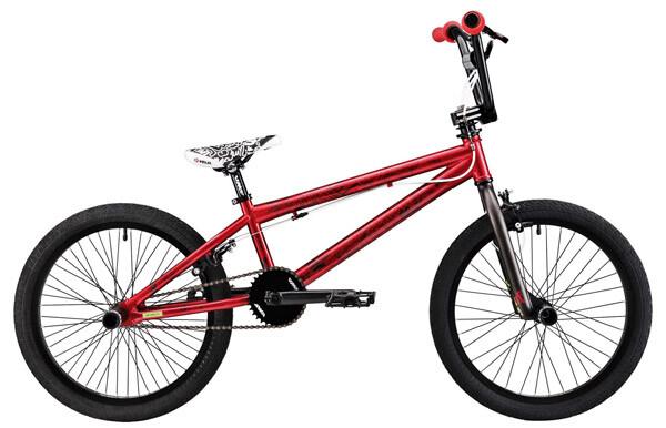 UMF - Brad ST3 red