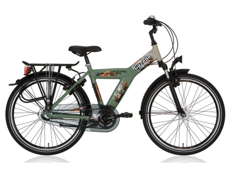 Gazelle Bike Machine grün