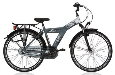 Gazelle Bike Machine anthrazit