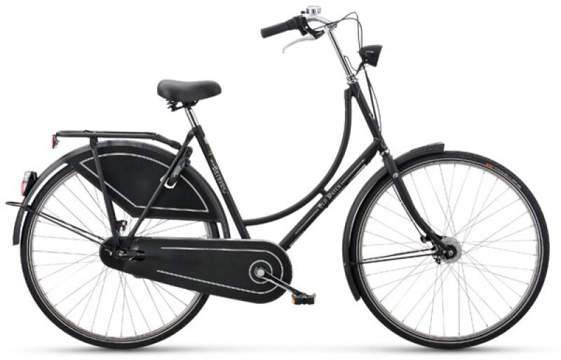 Batavus Old Dutch schwarz Hollandrad