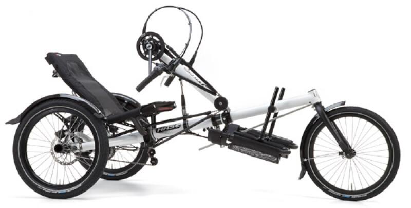 Hase Bikes Handbike
