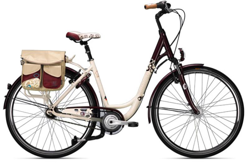 Kalkhoff Connect Lady 8 Citybike