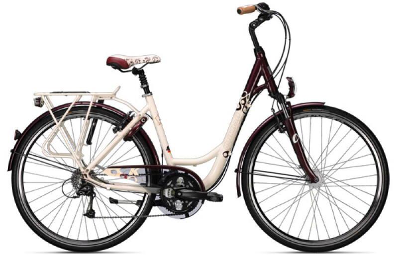 Kalkhoff Connect Lady 27 Wave Trekkingbike