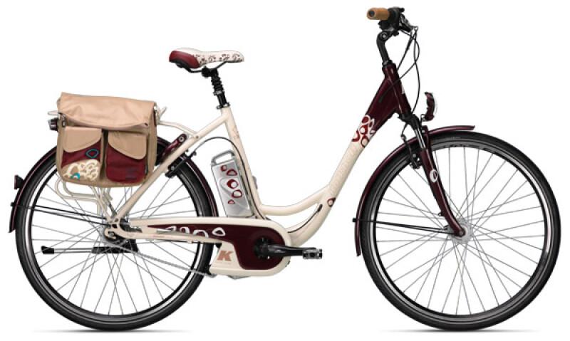Kalkhoff Connect Lady C8 E-Bike